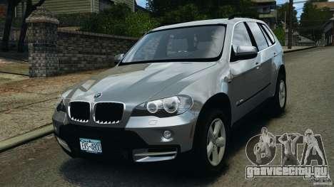BMW X5 xDrive35d для GTA 4
