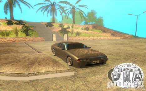 New Elegy Hatch 2011 для GTA San Andreas