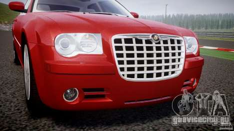 Chrysler 300C 2005 для GTA 4 вид сбоку