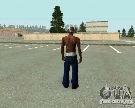 2Pac для GTA San Andreas третий скриншот
