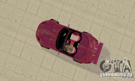 Honda S2000 The Fast and Furious для GTA San Andreas