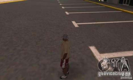 Nike Shoes для GTA San Andreas пятый скриншот