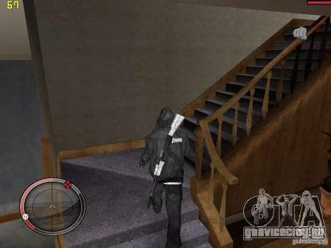 Walk style для GTA San Andreas третий скриншот