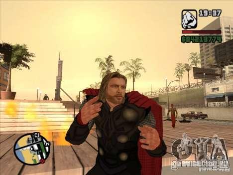 Тор для GTA San Andreas второй скриншот