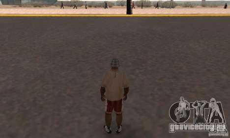 Nike Shoes для GTA San Andreas шестой скриншот
