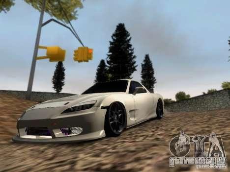 Mazda RX7 Tuning для GTA San Andreas