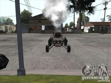 Turbo car v.2.0 для GTA San Andreas вид сзади слева