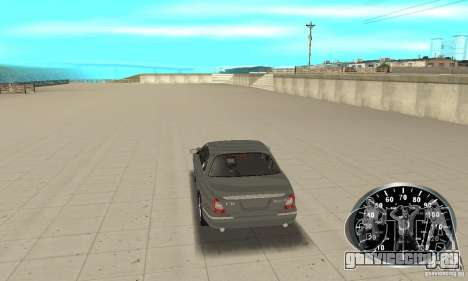 Спидометр v.2.0 для GTA San Andreas