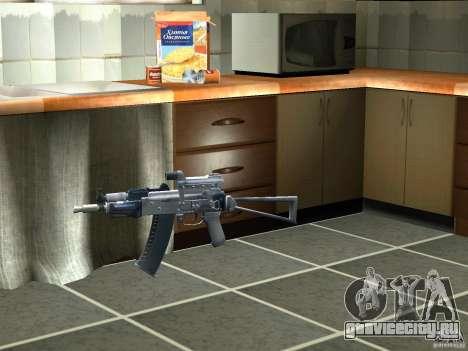 Пак отечественного оружия версия 3 для GTA San Andreas