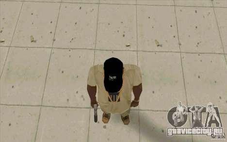 Кепка d12 для GTA San Andreas третий скриншот