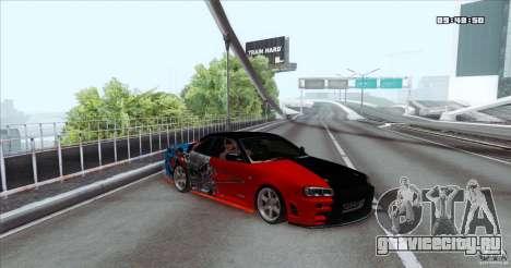 Nissan Skyline R34 Evil Empire для GTA San Andreas