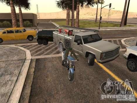 Автомобили с прицепами для GTA San Andreas четвёртый скриншот
