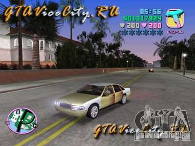 Chevrolet Caprice Classic для GTA Vice City