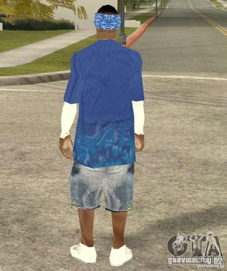 Compton Crips для GTA San Andreas четвёртый скриншот