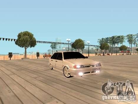 ВАЗ 2114 ЗВЕРЬ для GTA San Andreas