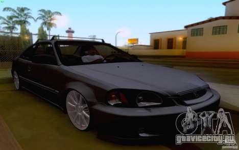 Honda Civic 1999 для GTA San Andreas