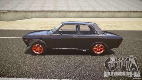 Datsun Bluebird 510 Tuned 1970 [EPM] для GTA 4 вид слева