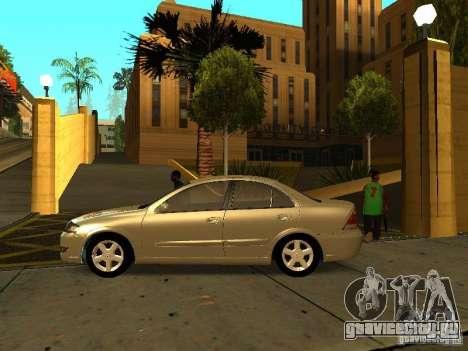 Nissan Almera Classic для GTA San Andreas вид слева