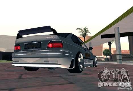 BMW M3 MyGame Drift Team для GTA San Andreas вид слева