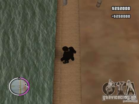 NEW GTA IV HUD 2 для GTA San Andreas