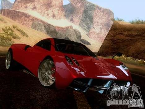 Pagani Huayra 2012 для GTA San Andreas