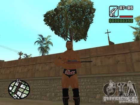 The rock для GTA San Andreas второй скриншот