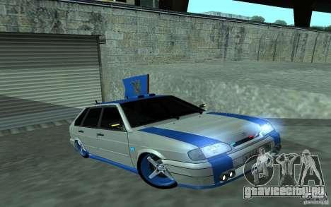 Ваз 2114 Nogay Tun для GTA San Andreas
