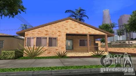 Новые текстуры домов и гаражей для GTA San Andreas