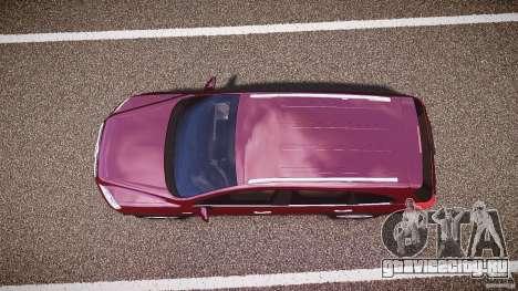 Chevrolet Captiva 2010 Final для GTA 4 вид сзади