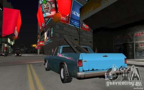 ENBSeries v1 for SA:MP для GTA San Andreas третий скриншот
