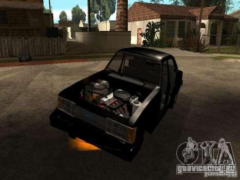 Chevrolet Opala BMT для GTA San Andreas вид справа