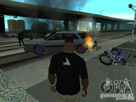 Реалистичный взрыв машин для GTA San Andreas четвёртый скриншот