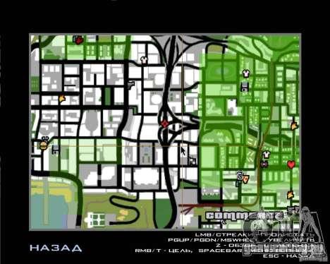 Бомжи в переулке для GTA San Andreas шестой скриншот