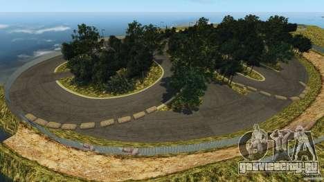 Bihoku Drift Track v1.0 для GTA 4 четвёртый скриншот