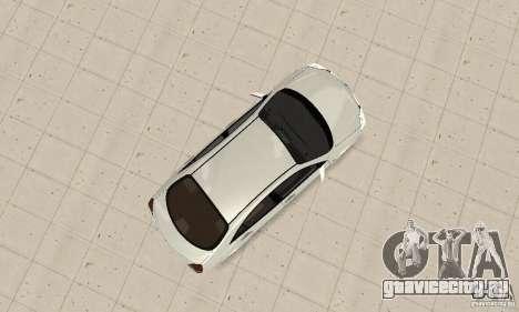 Nissan Primera для GTA San Andreas вид справа