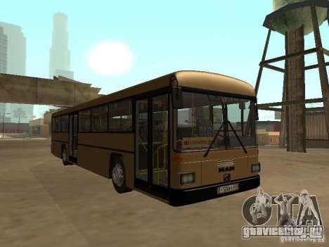Man 202 для GTA San Andreas вид слева