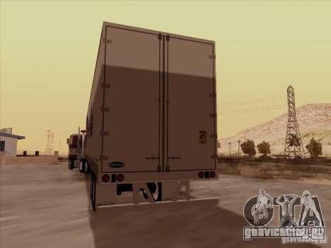 Hell Riders American для GTA San Andreas вид слева