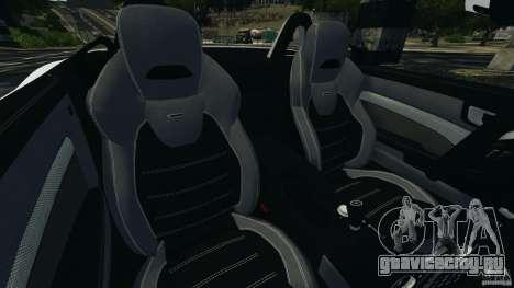 Mercedes-Benz SLK 2012 v1.0 [RIV] для GTA 4 вид изнутри