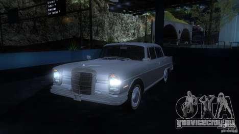 Mercedes-Benz 300SE US для GTA San Andreas
