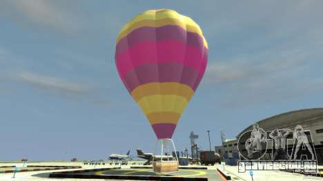 Balloon Tours option 9 для GTA 4