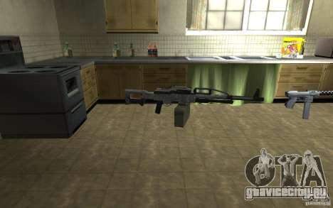 ПКП Печенег для GTA San Andreas