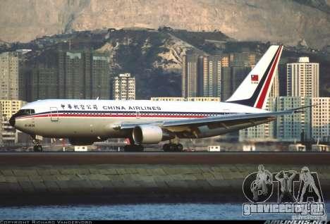 Загрузочные Экраны Boeing 767 для GTA San Andreas пятый скриншот