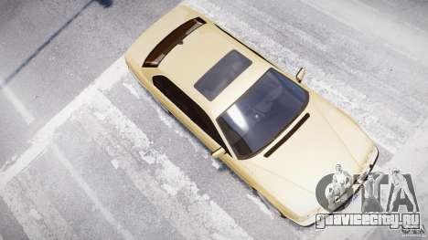 BMW 750i v1.5 для GTA 4 колёса