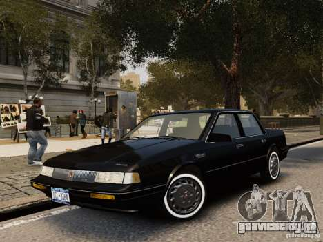 Oldsmobile Cutlass Ciera 1993 для GTA 4
