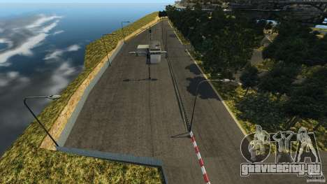Bihoku Drift Track v1.0 для GTA 4 второй скриншот