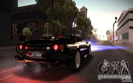 ENBSeries by Gasilovo v3 для GTA San Andreas четвёртый скриншот