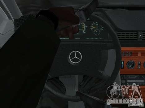 Mercedes-Benz 250D для GTA San Andreas вид сбоку