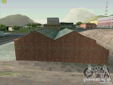 Новый гараж в Doherty для GTA San Andreas седьмой скриншот