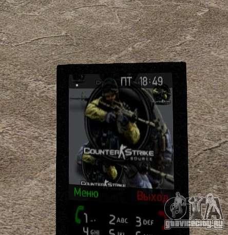 Новые темы для телефона для GTA 4 девятый скриншот