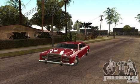 Enb Series HD v2 для GTA San Andreas десятый скриншот